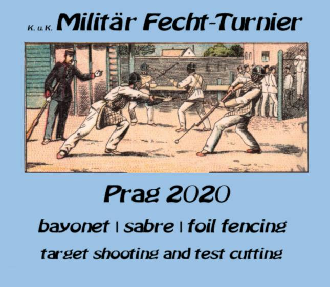 Military Fencing Tournament, Prague 2020