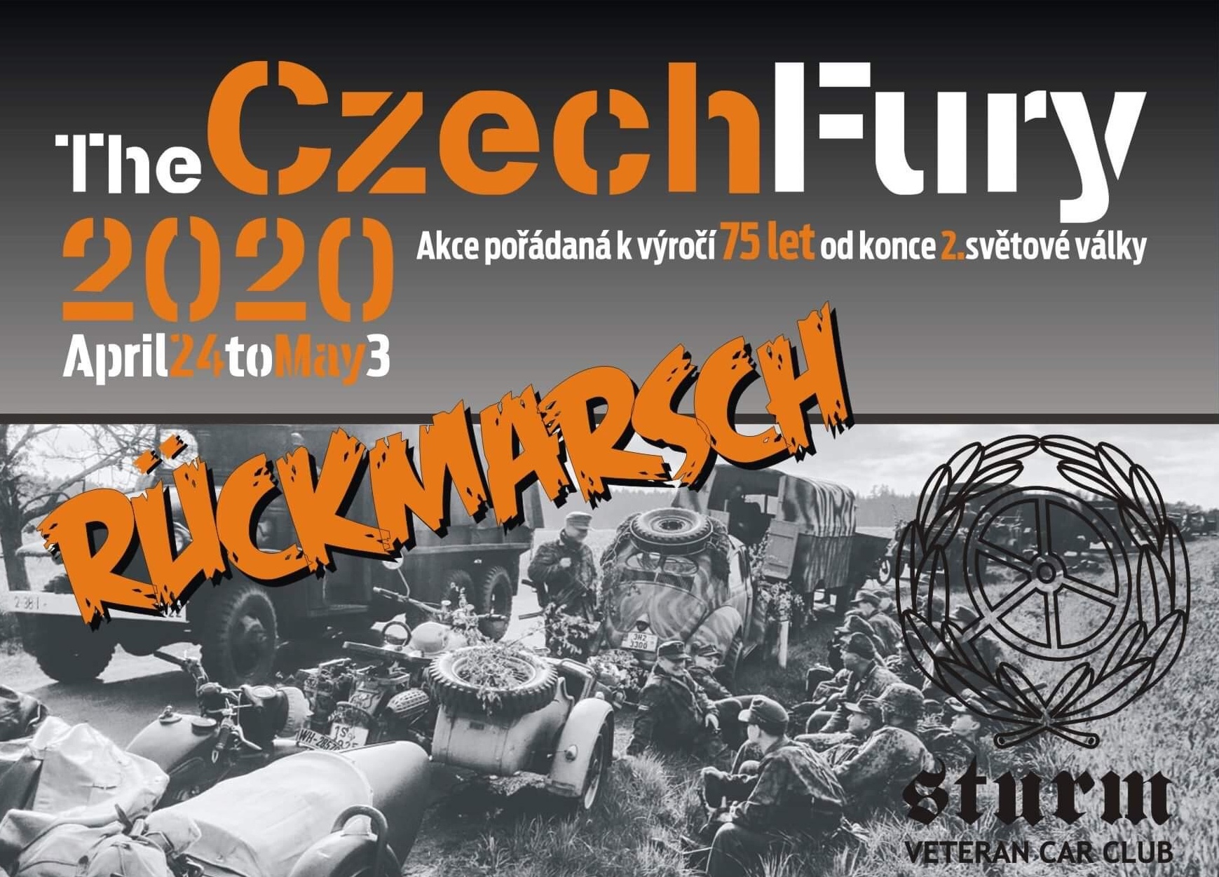 The Czech Fury 2020